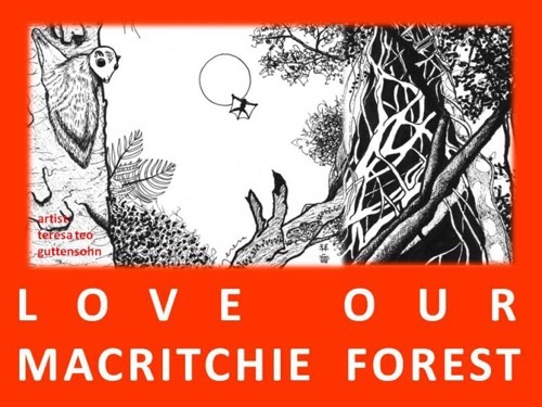 Decal love macritchie 20133